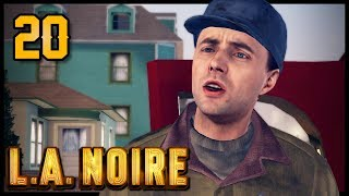 Let's Play L.A. Noire Part 20 - The Gas Man [Complete Edition PC Gameplay]