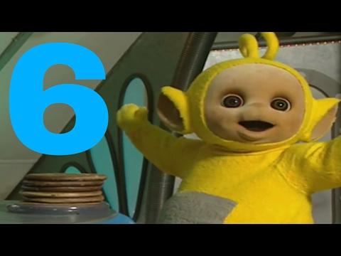 Teletubbies: Number Six - Version 2 | 209 | Cartoons for Children