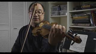 Violin Lesson #7: A, D & G Major Scales, Arpeggios, & Chords