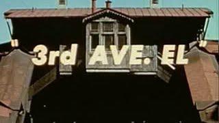 3rd Ave. El - 1950