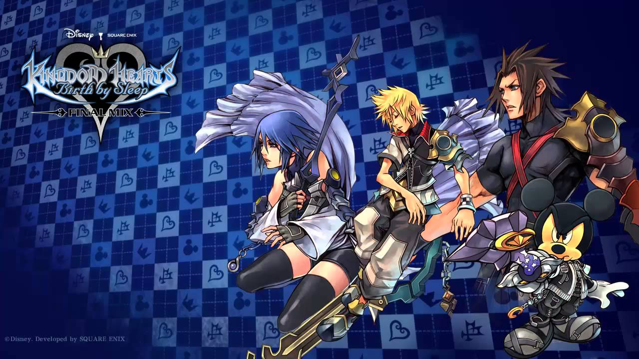 Download Kingdom Hearts Birth By Sleep -The Encounter- Extended [Redux]