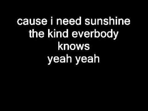Aerosmith Sunshine