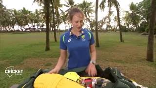 What's in Ellyse Perry's kit bag?