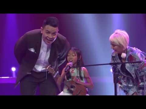 Doremi versi jawa - Fanny The Voice Kids Indonesia