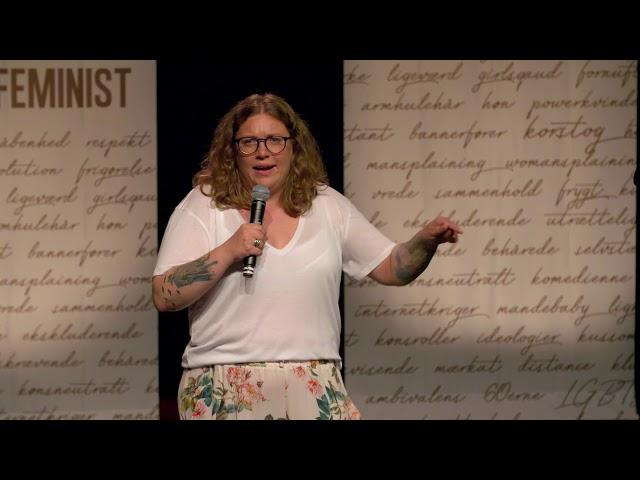 Ane Høgsberg - DÅRLIG FEMINIST TRAILER II