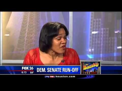 Texas Democratic Senate Candidate Calls For Obama