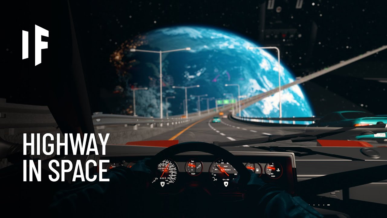 What If We Built a Highway in Space?