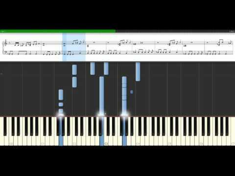 Gnarls Barkley  Crazy Piano Tutorial Synthesia