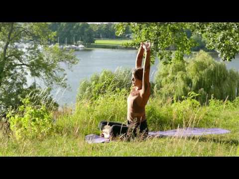 Balancing Energy Flow Yoga with Anja Beyer