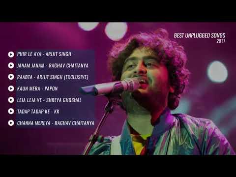 best-hindi-unplugged-songs-2017-arijit-singh,-popan,-sherya-ghoshal,-kk.-kasliwal-studio