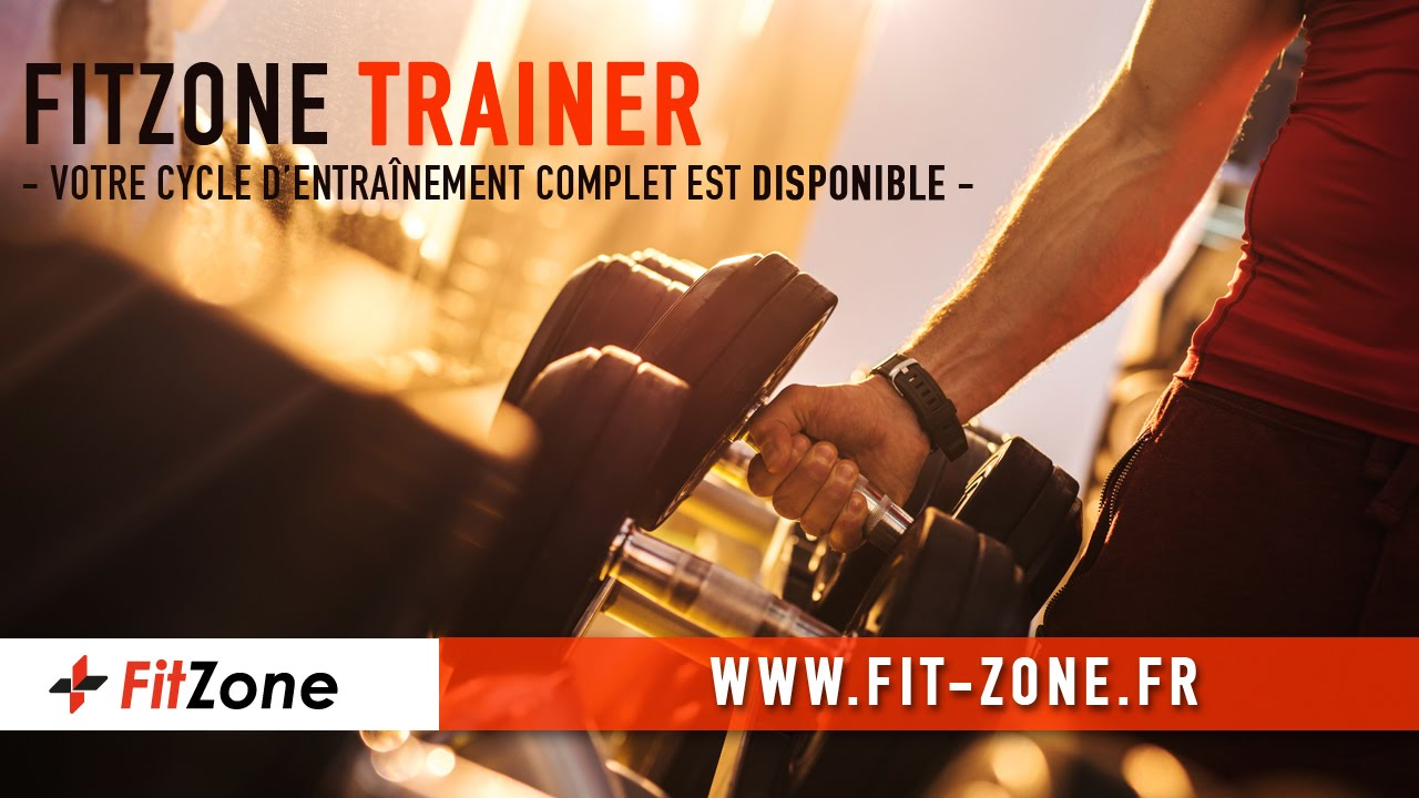 Test] Fitzone trainer Gain & Burn par All-Musculation - W2ST :  Crosstraining, fitness, lifestyle