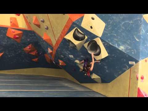 Helen 2016 Bouldering Divisionals Final #3