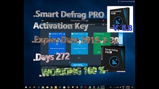 smart defrag 5.8.5 pro license key 2018