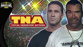 The First Ever TNA Weekly Show