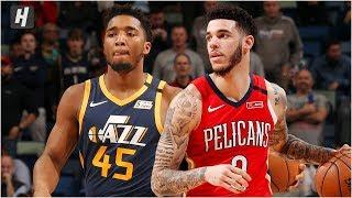 Utah Jazz vs New Orleans Pelicans - Full Game Highlights   January 6, 2020   2019-20 NBA Season