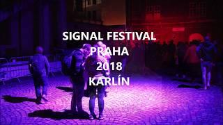 Signal festival 2018 Praha Karlín