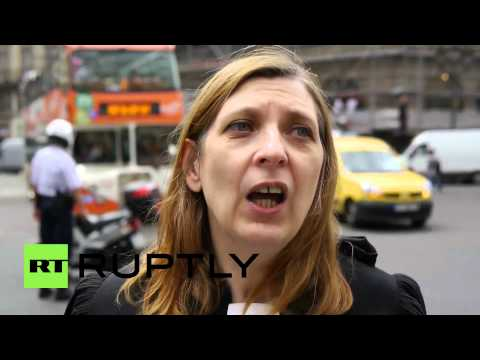 France: Paris lawyers march against legal aid tax