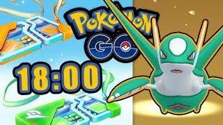 Dieses Video noch vor 18:00 Uhr anschauen | Pokémon GO Deutsch #973