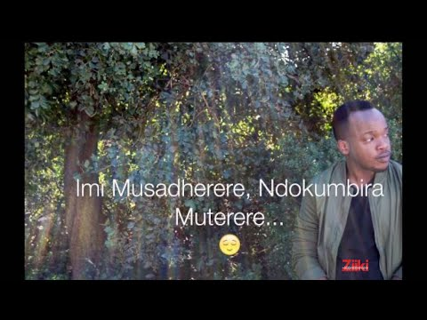 Hillzy - Ndiwe Wega (Lyric Video)