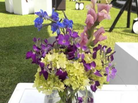 Pavo real jardines y arreglos florales youtube for Arboles florales para jardin