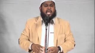 Real Meaning Of The Word Jihad By Shaikh Arshad Basheer Madani
