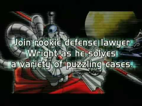 Trailer do filme Phoenix Wright