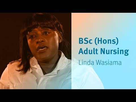 BSc (Hons) Adult Nursing at City, University of London