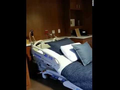 Margaret Bahen Hospice resident room video