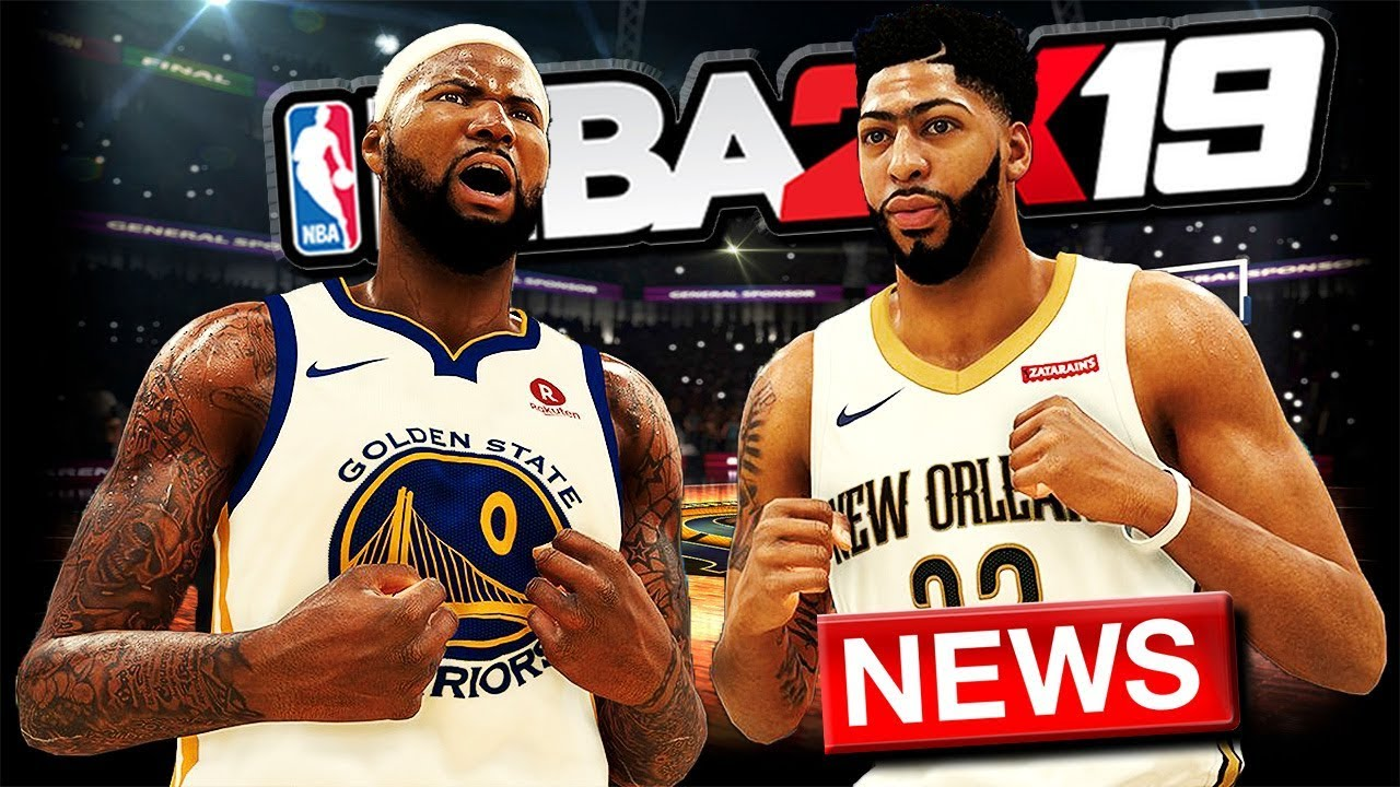 NBA 2K19 News #4 - Hop-Step DUNKS & SPIN DUNKS Confirmed!