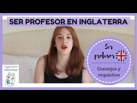 Ser Profesor De Espanol En Uk Requisitos Pasos A Seguir Y