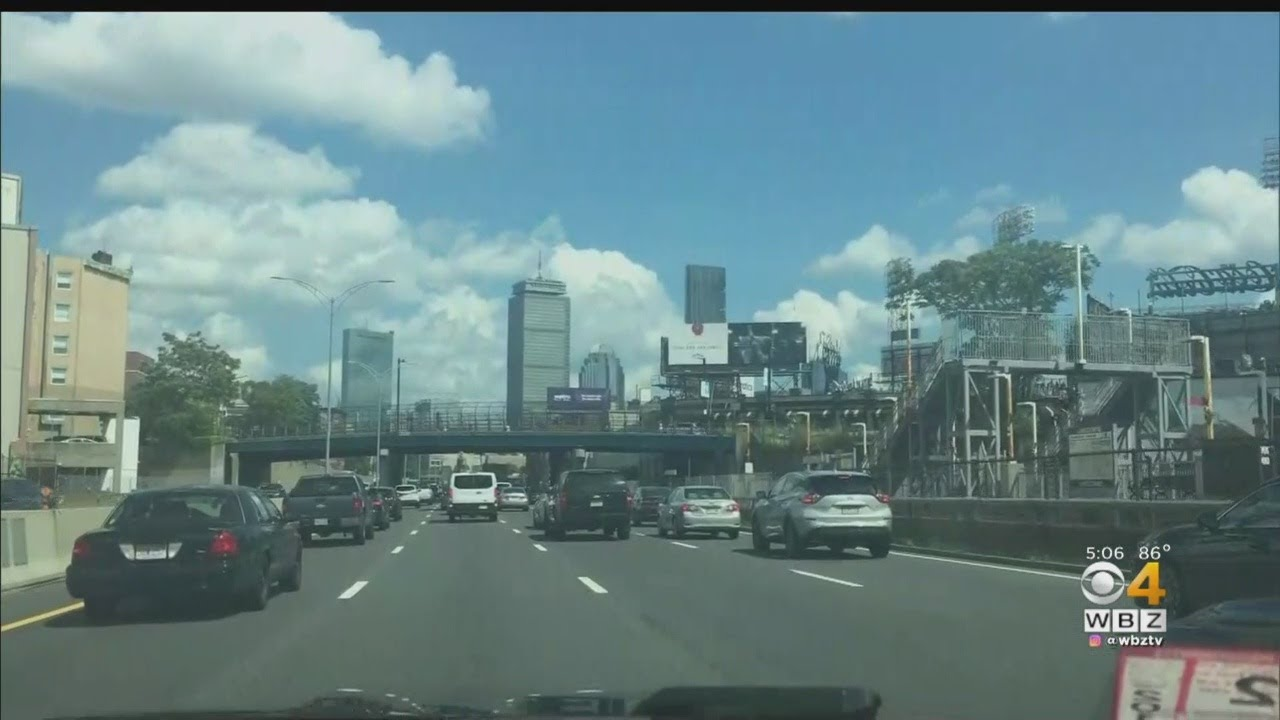 MassDot Study Confirms Boston Traffic Has Reached