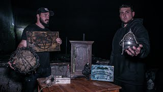 Opening World's Most Haunted Items (Conjuring House Dybbuk Box)