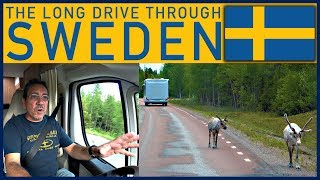 The Long Drive Through Sweden