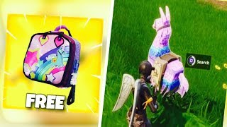 SECRET *NEW* BRITE BAG On Fortnite UNLOCKED - How To GET The BRITE BAG On Fortnite! (Fortnite)