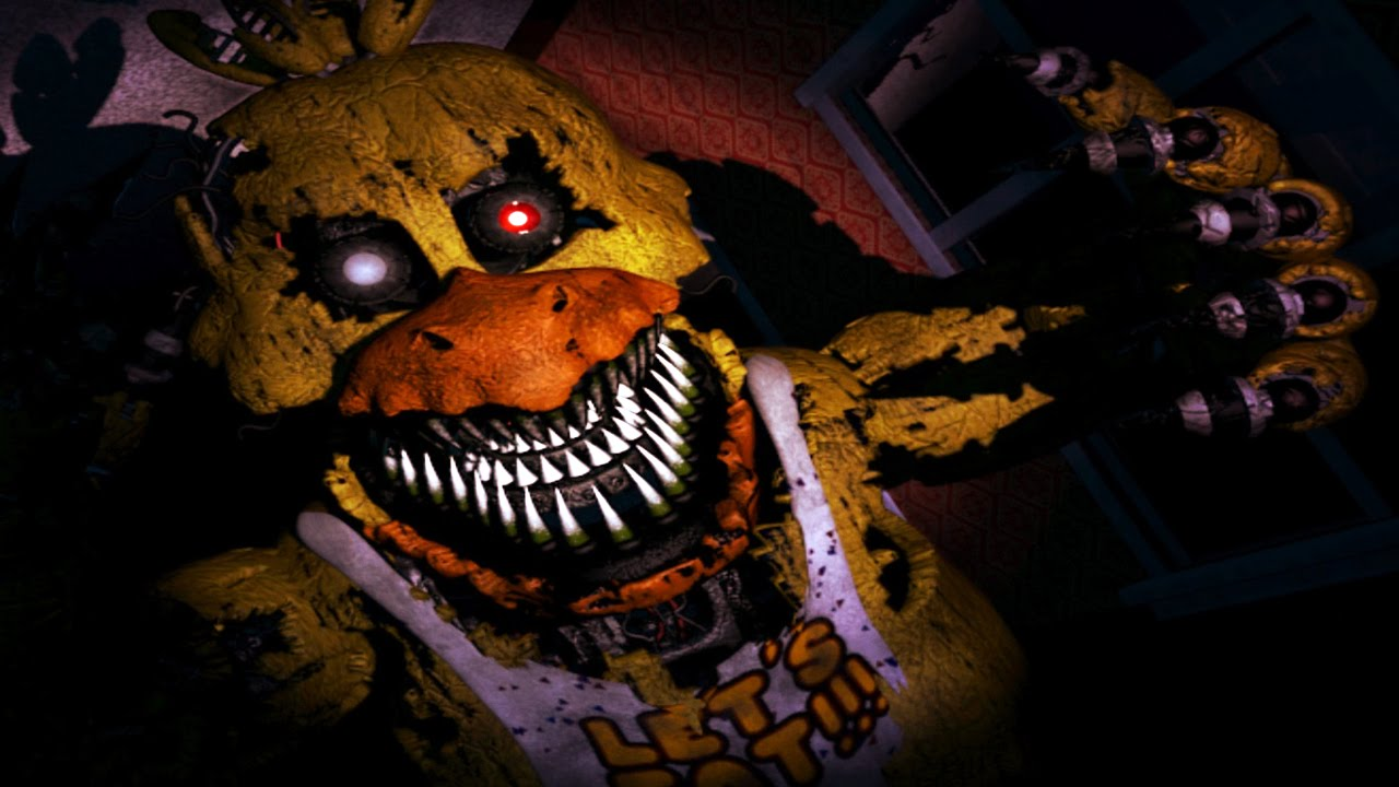 how to make fnaf not scary on scratch