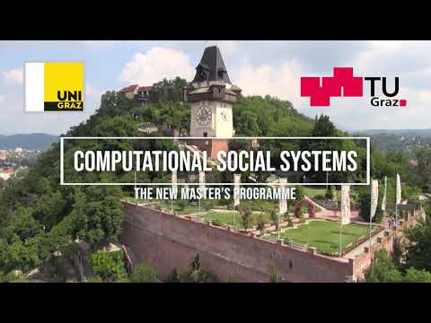 Master's Programme: Computational Social Systems