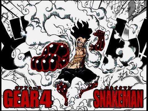 gear fourth snake man
