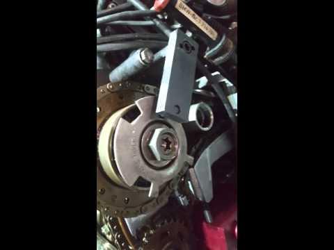 00 BMW 740il setting timing