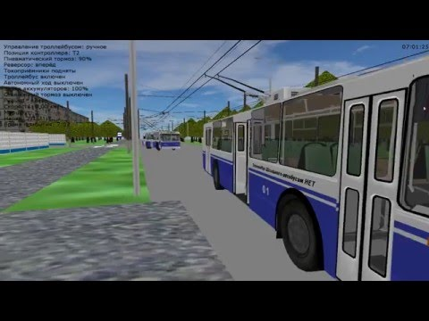 Игра Bus Tram Cable Car Simulator San Francisco Скачать