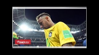 Brazil bị loại khỏi World Cup 2018 vì Neymar chỉ lo ăn vạ?