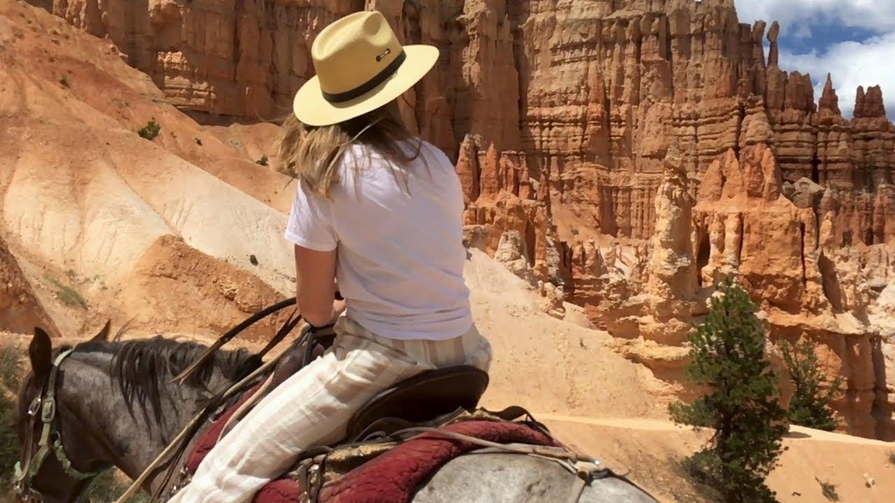 Best Trail Ride in America?! Bryce Canyon, Utah