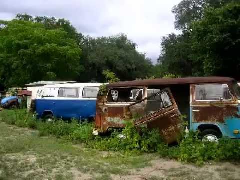 VW camper bus adventure movie FL