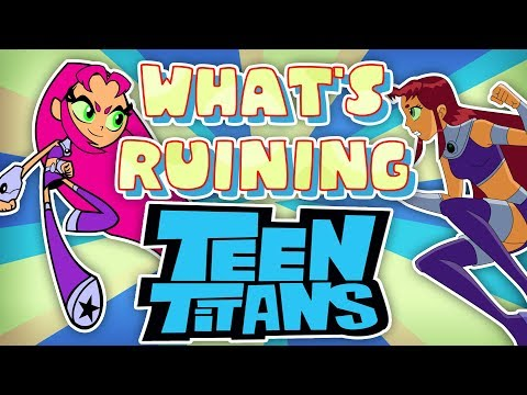 What's RUINING Teen Titans?
