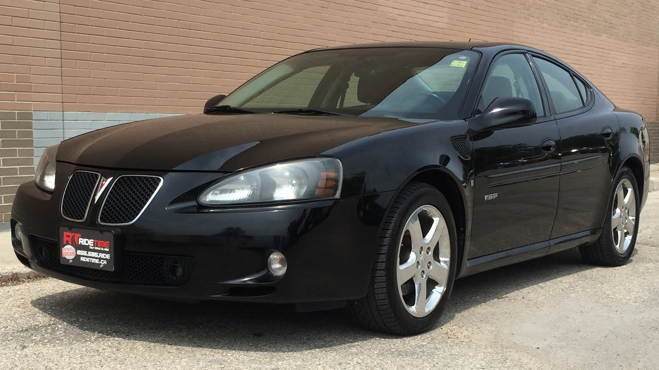 2007 pontiac grand prix gxp leather suede heated seats sunroof alloy wheels huge value. Black Bedroom Furniture Sets. Home Design Ideas