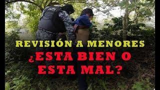 PANDILLAS  ¿usan niños en El Salvador?