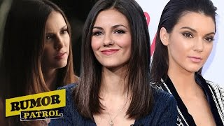 Kendall Jenner Banned From Bad Blood? Victoria Justice Replacing Nina Dobrev? RUMOR PATROL