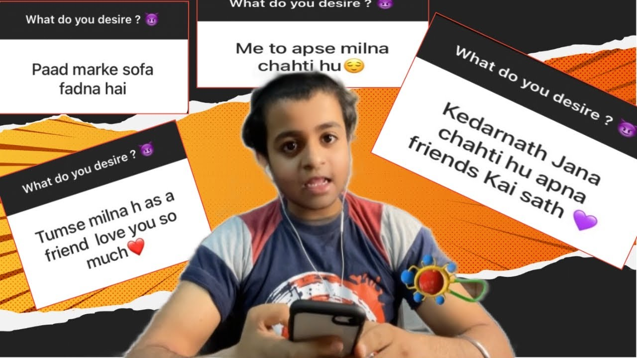 Download Reacting To My Subscribers Desires || Ankur Chawla