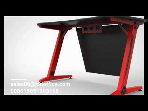 Wholesale Ergonomic Computer Gaming Desk Table Chinese Factory Manufacturer  OEM/ODM Service