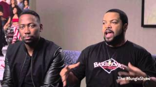 Interview Ice Cube and Lamorne Morris