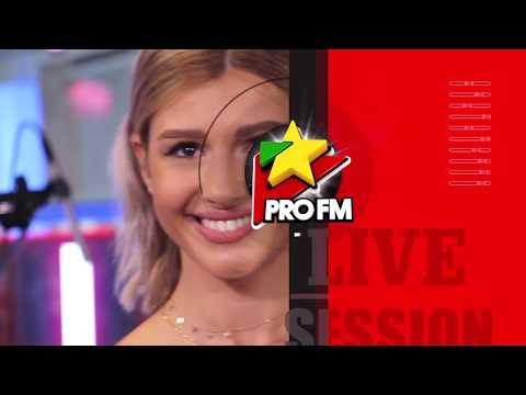 Alina Eremia - Poarta-ma | ProFM LIVE Session